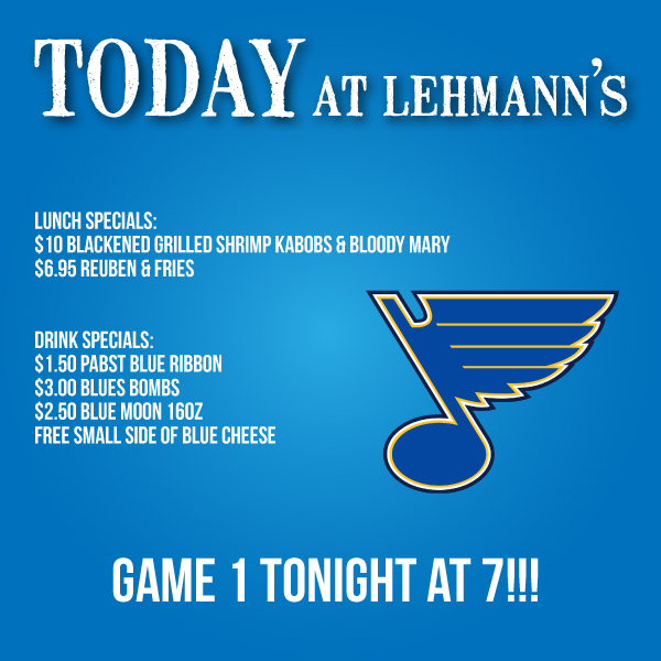 TODAY-AT-LEHMANNS