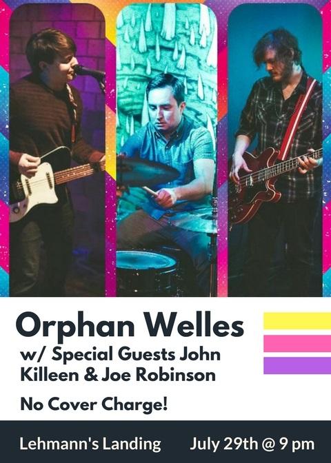 Lehmann's July 29th flyer